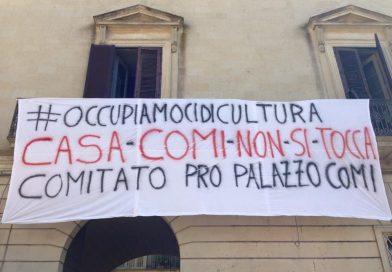 """Interrogazione Palazzo """"G. Comi"""" e Circolo Cittadino di Lecce"""