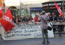 foto di 3 anni di lotta per la cassa integrazione in deroga per Alba Service