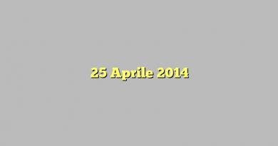 25 Aprile 2014