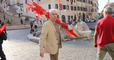 Roma, l'Assemblea nazionale di Cobas del Lavoro Privato del 21 e 22 settembre 2019