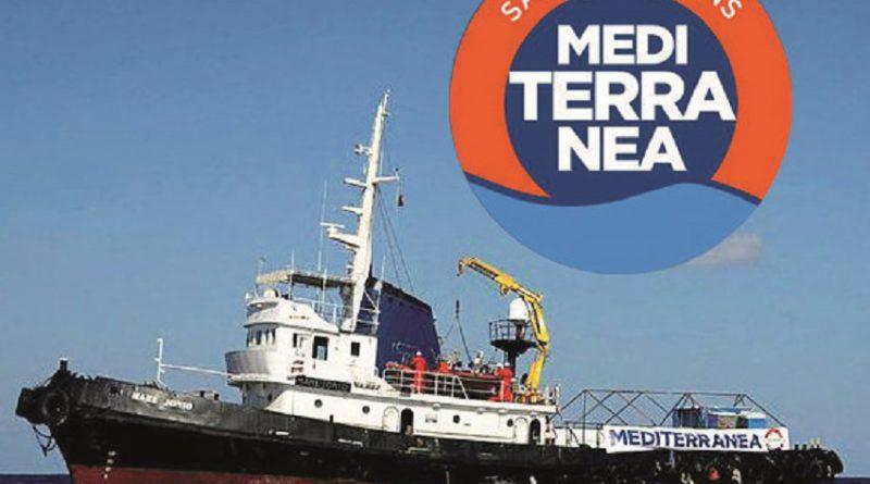 Il 25 novembre a Lecce un evento a sostegno di Mediterranea Saving Humans