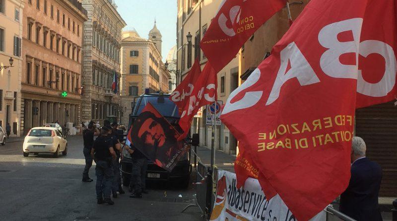 cassa integrazione Santa Teresa di Brindisi ed Alba Service di Lecce