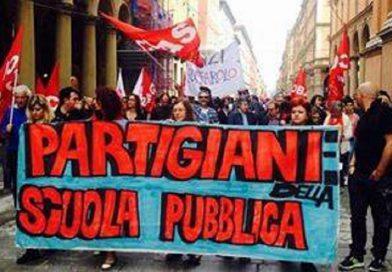 Un appello dei sindacati scuola contro la regionalizzazione del sistema di istruzione