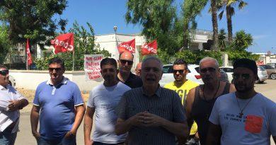 Gial Plast: mancata erogazione stipendio personale servizio di igiene urbana Comuni salentini