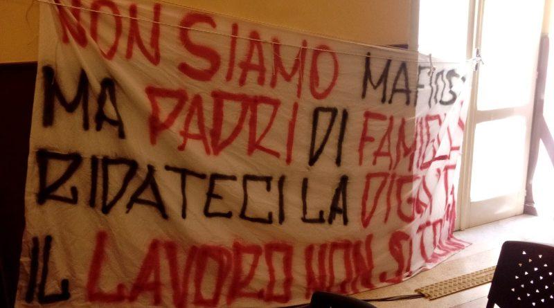 Licenziati Gial Plast sit-in di protesta a Lecce per il giorno 8 Agosto 2019.