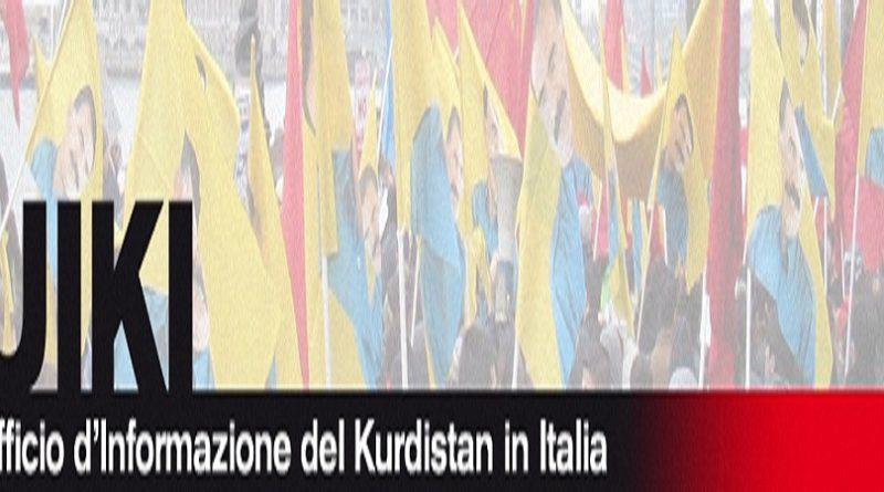 Appello di UIKI fermiamo l'attacco della Turchia in Siria !!!