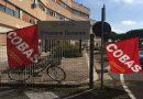 sit-in di protesta del 24 Agosto 2021 personale trasporti sanitari appalti Asl Lecce.