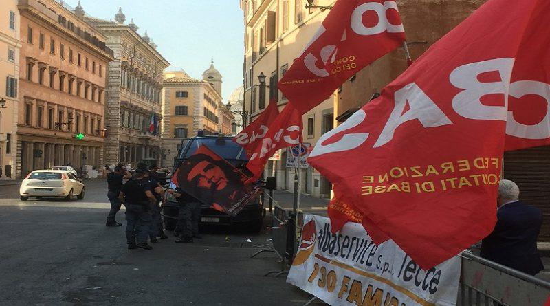 cassa integrazione in deroga società pubbliche Santa Teresa di Brindisi ed Alba  Service di Lecce richiesta di proroga per l'anno 2020.