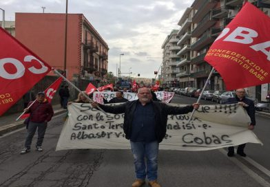 Cobas: richiesta di incontro in task force presso la Regione Puglia