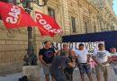 Sit-in in via Pavia snc nei pressi del Comune di Gallipoli per il giorno 21 Gennaio 2019.
