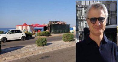 Solidarietà e vicinanza al giornalista salentino Antonio Della Rocca per l'episodio increscioso mentre svolgeva il suo lavoro