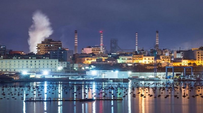 Cobas di Taranto esprime la piena solidarietà a Riccardo licenziato da Arcelor Mittal